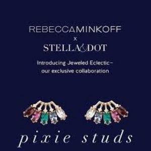 :: Stella & Dot x Rebecca Minkoff Pixie Studs
